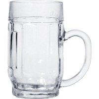 Pohár na pivo džbán Stölzle-oberglas Donau cejch 0,5 l