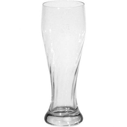 Pohár na kvasnicové pivo Optisch Bayern cejch 0,5 l