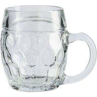 pohár, poháre - džbán na pivo so znakom 0,5 l - Stulzle-oberglas