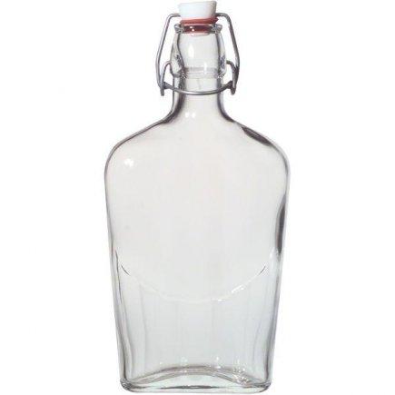 vrecková fľaša 500 ml placátka Gastro