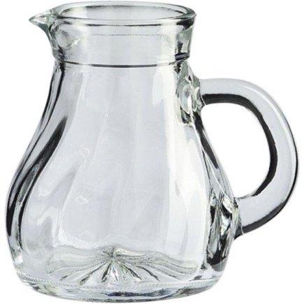 Džbán sklenený Stölzle-oberglas Salzburg 130 ml cejch 1/8 l