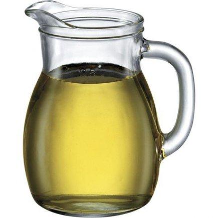 Džbán sklenený Bormioli Rocco Bistrot 500 ml cejch 1/2 l