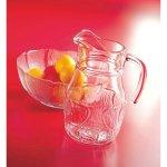 Džbán sklenený Arcoroc Fleur 1300 ml