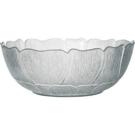 miska 12 cm 350 ml, na šalát, kompót, Fleur, Luminarc