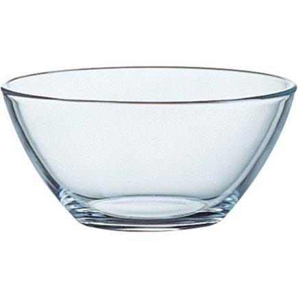 miska 12 cm 390 ml, na šalát, müsli, sklo, Cosmos, Arcoroc