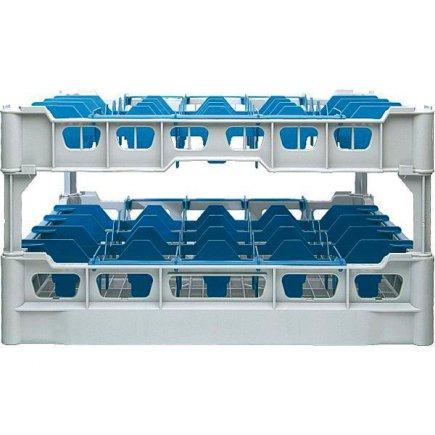 Kôš na poháre do umývačky Fries Rack System Clixrack pre 25 pohárov