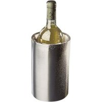 Chladiaca nádoba na víno, dvojstenná, darčekové balenie, nerez, APS
