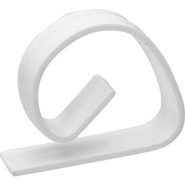 držiak obrusov, plast,  M-Plast