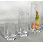 Váza Sandra Rich Square 20 cm