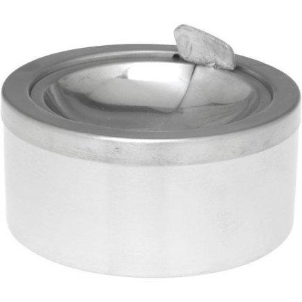 popolník proti vetru, do vetra, 11,5 cm nerez leštěný - Contacto
