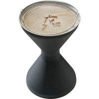 Popolník stojan, výška 60 cm, vnútorné aj vonkajšie použitie, súčasťou je 1,5 kg piesku, APS