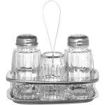 náhradné sklo s viečkom soľ, pre set 226647013, Gastro