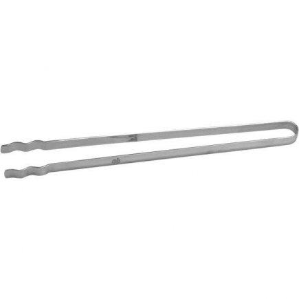 servírovacie kliešte na párky, klobásky 37 cm nerez - Contacto