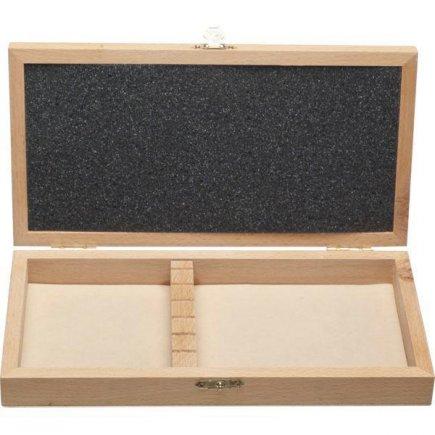 Drevená krabica na 6 ks stekových nožov Laguiole Classique