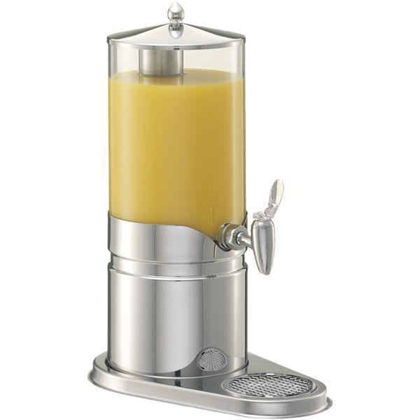 servírovacia tácka - bar lekvár, 4 nádoby vhodné do myčky po 0,6 l s uzáverom, nerez plast, pre bufet, Elegance - Frilich