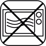 servírovacia tácka sushi obdĺžnik melamín GN 1/2, melamín, čierna, APS