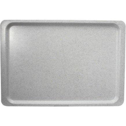 Tácka polyester Roltex 53x37 cm, kropenatá