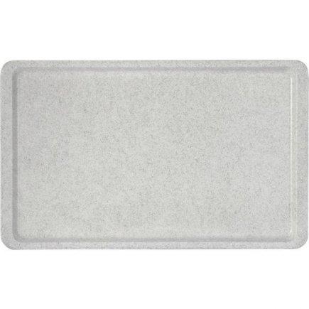 Tácka, podnost Cambro GN 1/1, 53x32, 5 cm sklené vlákno granit GL 4002