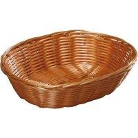 Servírovací košík na pečivo ovál Kesper 24x20 cm