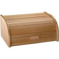 Chlebník bukové drevo Kesper 30x20 cm