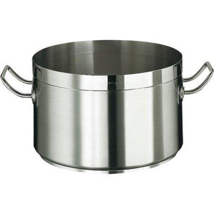 Kastról nerez Paderno Grand Gourmet 2100 28 cm, vysoký, indukcia