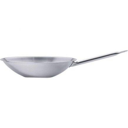 panvica wok viacvrstvový 36 cm nerez Pujadas