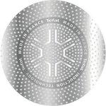 Panvica extra tvrdá a kvalitné, 280 mm, model Talent, Tefal, antiadhézny povrch Titanum