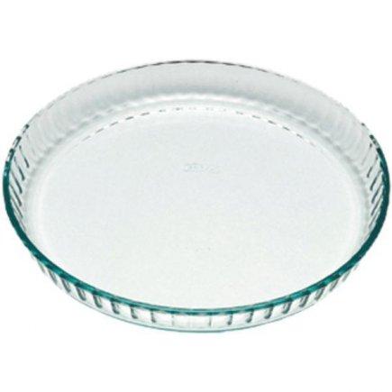 Forma na ovocný koláč varné sklo Pyrex 30 cm