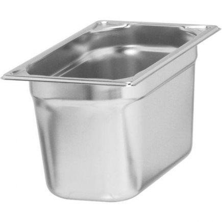 gastro nádoba GN 1/4 265x162 mm, nerez, v=150 mm Blanco