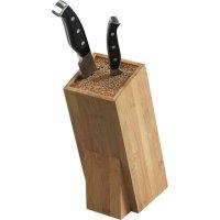 stojan na nôžov, bambusové drevo, messer block, Kesper