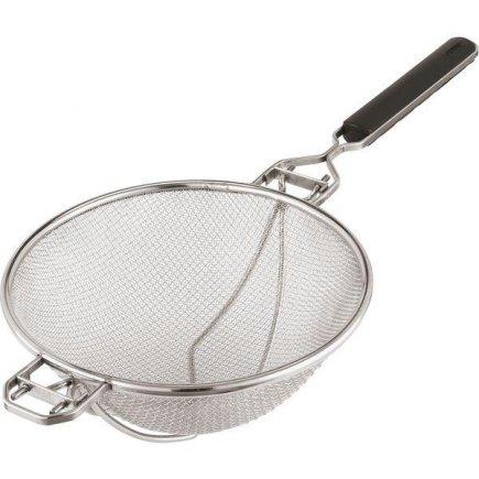 veľké kuchynské sito 35 cm zosilnené - Paderno