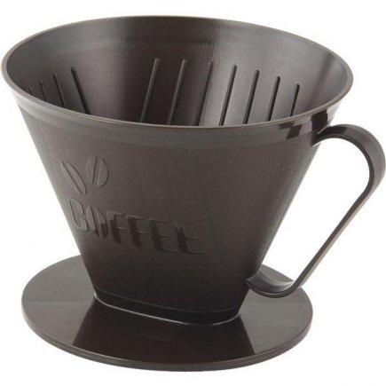 Filter na kávu s adaptérom Fackelmann, veľkosť 4