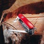 Vreckový Nôž na Victorinox Camper 13 funkcií