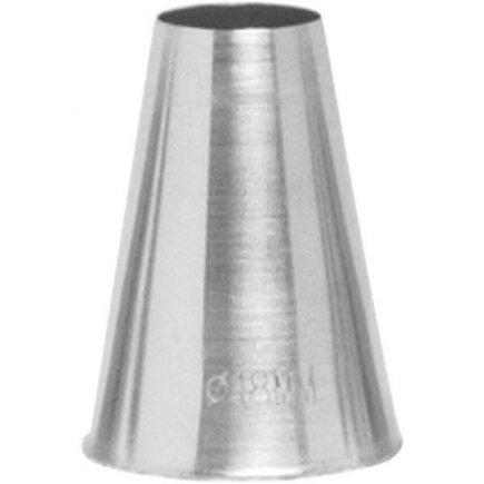 Trezírovací zdobiaca špička hladká Schneider 18 mm