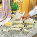 Trubičky na rúrky Gastro 7 cm 25 ks