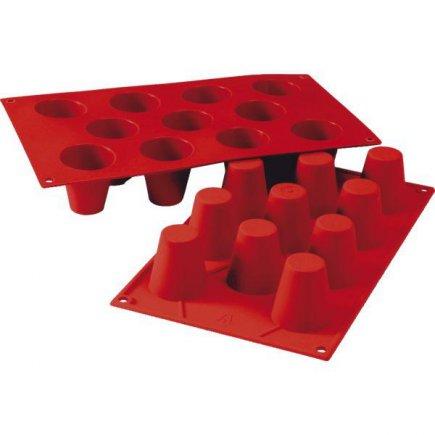 Forma dariol silikónová Silikomart na 11 ks