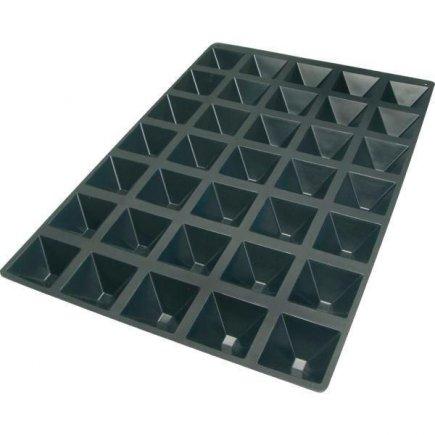 Forma pyramídy silikónová Silikomart na 35 k