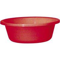 Misa tvrdý plast Gastro 1,2 l, červená