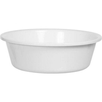 Misa tvrdý plast Gastro 1,2 l, biela