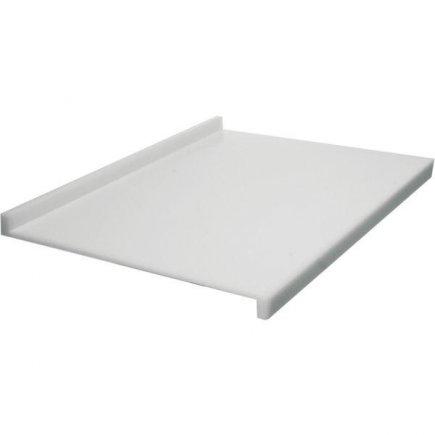Doska na cesto plast Gradwohl 60x45 cm, biela
