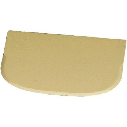 Stierka / škrabka na cesto plast Schneider 14,7x10 cm