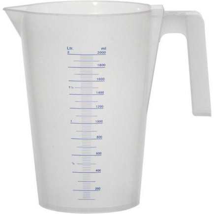 Odmerka plast Lauterjung Solingen 2000 ml