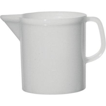 Odmerka plast Gastro 3000 ml, biela