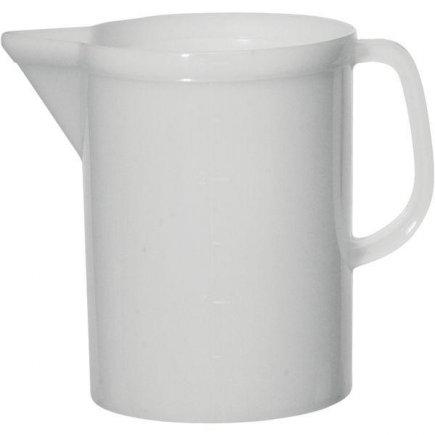 Odmerka plast Gastro 5000 ml, biela