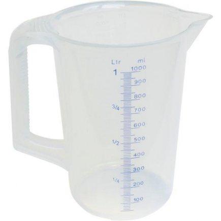 Odmerka plast Schneider 1000 ml
