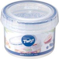 Dóza na potraviny Lock & Lock Twist 150 ml, okrúhla