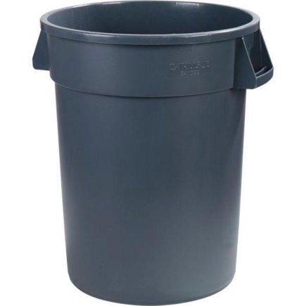 Odpadkový kôš Carlisle 120l, sivý