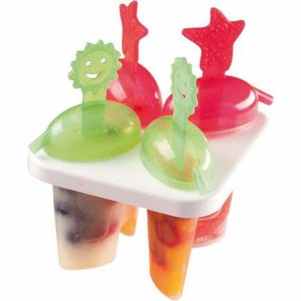 Forma na prípravu zmrzliny Snips Mr. Ice Lollipop