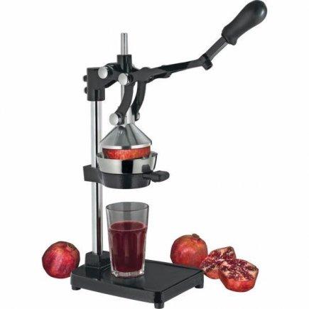 Profesionálny odšťavovač citrusov a granátových jabĺk Cilio, čierny