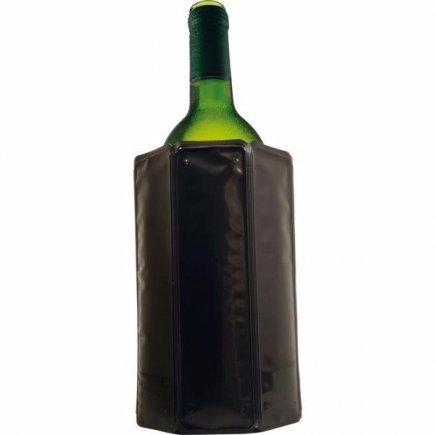 Chladič na víno Vacu Vin Aktiv, čierny